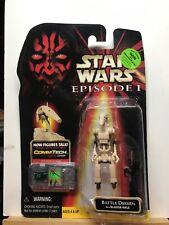 Hasbro Star Wars Episode 1 Battle Droid Beige Action Figure Jedi Quest Party
