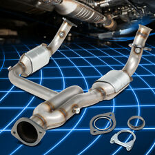 For 99-05 Silverado Sierra Yukon Catalytic Converter Exhaust Y-Pipe Replacement (Fits: Cadillac)