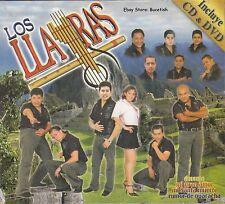 Los Llayras Amame CD+DVD Caja De Carton Nuevo Sealed