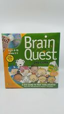 BRAIN QUEST DVD GAME By BRIGHTER MINDS PLAY ON YOUR TV; OVER 500 QUESTIONS!! (M)
