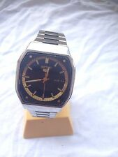 Rare vintage Seiko 5 automatic 7009-530A arabic date watch montre