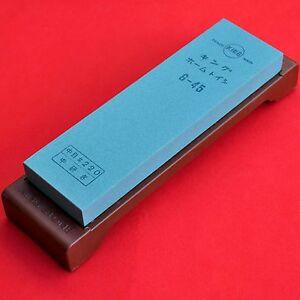 Japan waterstone stone whetstone knife sharpener sharpen fine #220 KING G-45