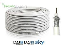 500m SAT-Cavo Digital 130db Class A Accessori Cavo Coassiale Antenne Cavo Coassiale Cavo 4k