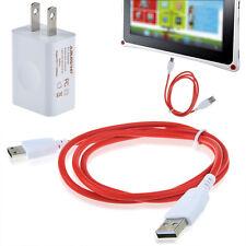 AC DC Charger Adapter Cord for Nabi DREAMTAB HD8 Kids Tablet FUHU DMTAB-NV08B