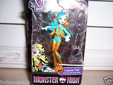 LAGOONA BLUE Monster High Howl-Oween Figure Halloween Scary Cute