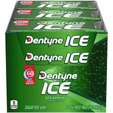 Dentyne Ice Spearmint Gum 12 Pack