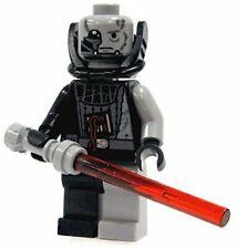 Lego Star Wars Minifigure  Battle Damaged Darth Vader  7672 - Rouge shadow 2008