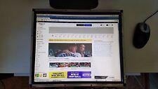 "Elo Touch 17"" ET1739L-7CWA-1-NPB-G  LCD TouchScreen Monitor Open-Frame E607940"