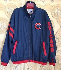 Chicago Cubs Jacket Adult Size L ~ Vintage