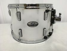 """Pearl Crystal Beat 13"""" Diameter X 9"""" Deep Mounted Tom/#733/Frosted Acrylic/New"""