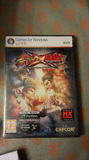Street Fighter X Tekken PC SIGILLATO EDIZIONE ITALIANA