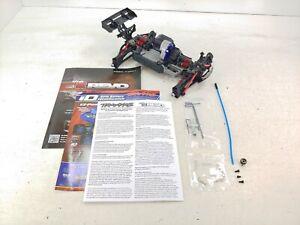 NEW Traxxas 1/16 E-Revo XL2.5 VXL Mini Monster Truck Roller Slider Chassis Build