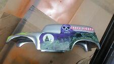 1:8 scale Grave Digger 25 year Silver Anniversary Edition Body - Unique