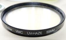 VIVITAR VMC UV HAZE FILTER 55MM