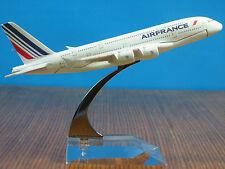 AIR FRANCE AIRBUS A380 Passenger Plane Airplane Metal Aircraft Diecast Model C