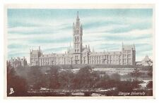 Glasgow Unposted Pre - 1914 Collectable Scottish Postcards