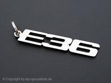 BMW E36 Keychain Key Chain Keyring Pendant Fob Keyfob M3 Coupe Cabrio 325i