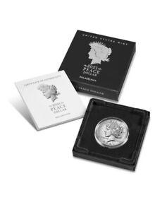2021 Peace Dollar Silver PRE-SALE CONFIRMED PLEASE READ Item 21XH Pre-order