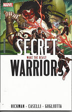 Secret Warriors TPB (2009-2012 Marvel) #3 OOP SEALED NM