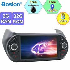 2Din Car Stereo GPS For Fiat Fiorino/Qubo/Citroën Nemo/Peugeot Bipper 8 Core DAB