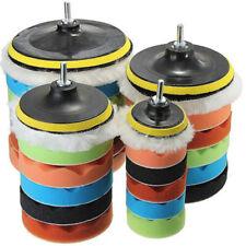 7inch Polishing Waxing Buffing Pad Sponge Kit Set For Car Polishing Waxing