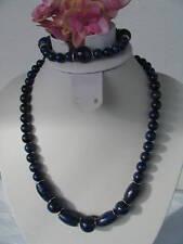 Echtschmuck-Sets mit Lapis Lazuli