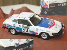 1/43 Triumph TR7 / TR8 Rally #24 diecast