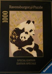 RAVENSBURGER PUZZLE SPECIAL EDITION A MOTHERS LOVE 1000 Piece