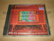 Television's Greatest Hits Vol 5 (CD, 1997, Universal) MADE IN ARGENTINA