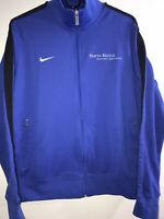 Men's Nike Golf Dri Fit Jacket Size Large Blue.                                1