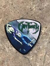 "Obituary ""Trevor Peres� Slowly We Rot 1989 30th Anniversary Guitar Pick"
