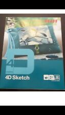 Pfaff Embroidery Creative 4-D Sketch brand new with dongle!