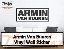 Armin Van Buuren Custom Vinyl Wall Sticker