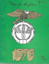 1976 JAMES TALCOTT JUNIOR HIGH SCHOOL YEARBOOK, WEST HARTFORD, CONNECTICUT