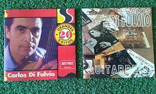Latin Folk Guitar CARLOS DI FULVIO ORIGINAL 2 CD Set ***ALIRIO DIAZ***