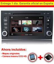 DYNAVIN N7-A4 GPS, MANOS LIBRES PARROT, USB, SD, MIRROR LINK... AUDI A4 B5, B6