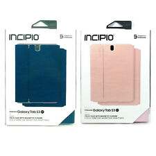 "Incipio Faraday Hard Shell Leather Folio Case For Samsung Galaxy Tab S3 9.7"""
