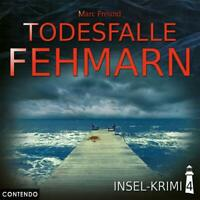 FOLGE 4-TODESFALLE FEHMARN - INSEL-KRIMI   CD NEW FREUND,MARC