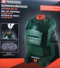 Parkside PBSG 95 C3 Bohrerschärfgerät für 20 Größen von 3.0-12.0 mm HSS Bohrern