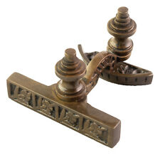 Biggest Window Sash Lock Spring Catch Restoration Hardware Bronze Genie Latch