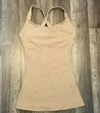 Spanx Strappy Go Lucky Racerback Cami Camisole Tank Top Nude sz XL NWOT