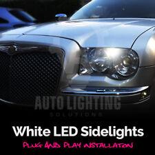 2x Chrysler 300 300C 300M Xenon White LED Sidelight Light Bulbs *SALE*
