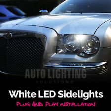 2x Chrysler 300 300 C 300 M Xenon Blanco Led sidelight bombillas * Venta *