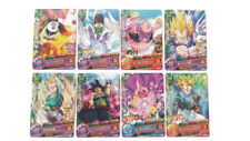 Dragon Ball Super Card Game Made in Japan Rare Collection Limited Gift 8pcs/set