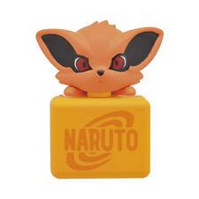 Naruto Shippuuden Kyuubi Audio Double Jack Mascot Dust Plug Figure
