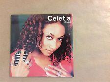 RARE CD 2 TITRES / CELETIA / REWIND / NEUF SOUS CELLO