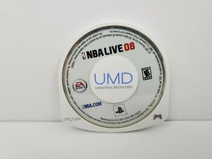 NBA Live 08 (Sony PSP) Disc UMD Only Tested and Works