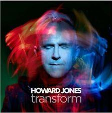 HOWARD JONES - Transform(CD) [NEW & SEALED]
