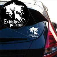 Harry Potter Expecto Patronum Decal Sticker for Car Window, Laptop and # 1032