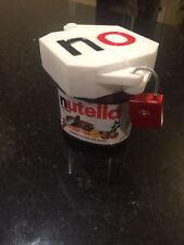 Nutella Lock for Nutella Chocolate and Hazlenut spread